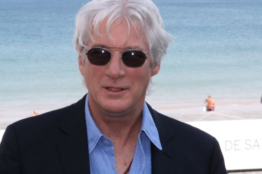 Richard Gere in San Sebastian Film Festival
