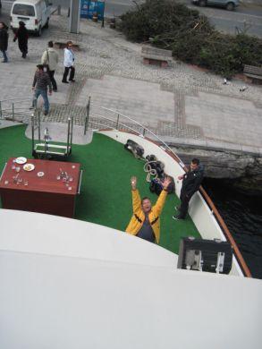 Bosphorus River Tour at 30th IFF