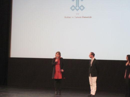 Birgit Gudjonsdottir at IFF 2011