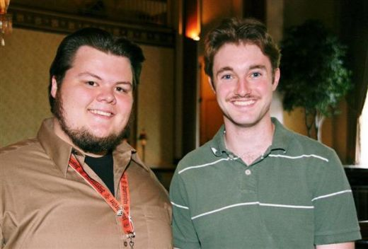 """""""Winner"""" has a Rhode Island Premiere, 2008 with Director Patrick Bosworth and actor Jamie Dufault"""