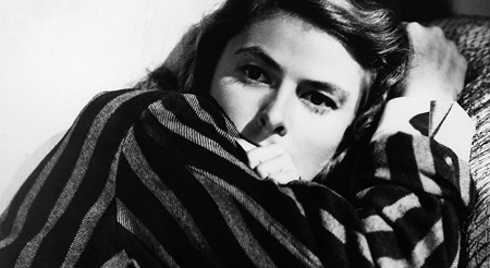 Ingrid Bergman in Stromboli (1950), directed by Roberto Rossellini