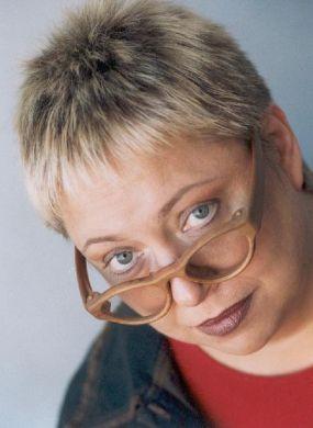 Film director of Antisex Larisa Isaeva