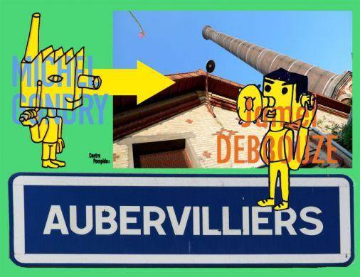 Michel Gondry et Jamel Debbouze installent l'Usine de Films Amateurs à Aubervilliers