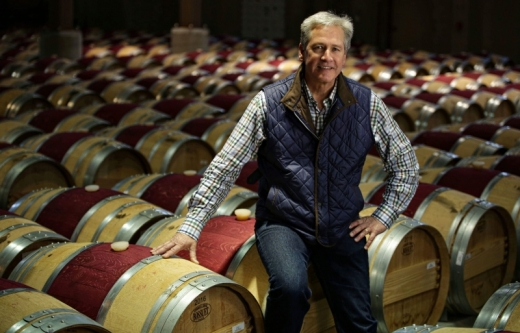 Interview with CEO of C. Mondavi and Family, Judd Wallenbrock, at 9th Annual Napa Valley Film Festival