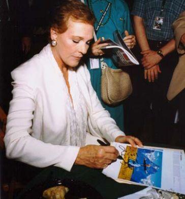 Julie Andrews at RIIFF