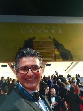 Kayvan Mashayekh's PGA Panel Producing Without Borders @ 69th Cannes Film Festival
