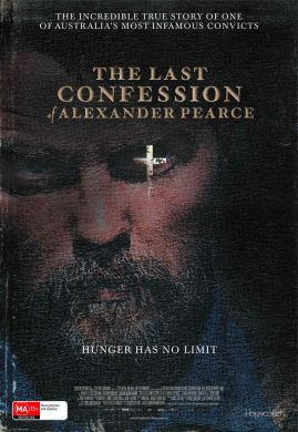 The Last Confession of Alexander Pearce - Festival Poster