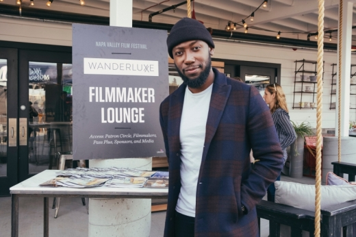 Lamorne Morris and more at Napa Valley Film Fest WanderLuxxe Lounge