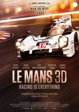 Interview with Spencer Pollard on LE MANS (2016) @ 69th Cannes Film Festival