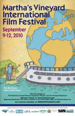 Martha's Vineyard International Film Festival poster