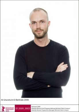 Matthijs Wouter Knol Programme Manager Berlinale Talent Campus