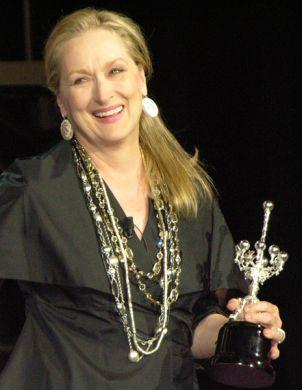 Meryl Streep-Donostia Award