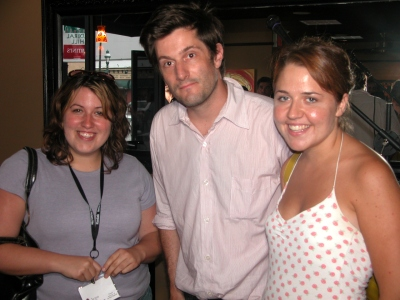 Michael Showalter at RIIFF