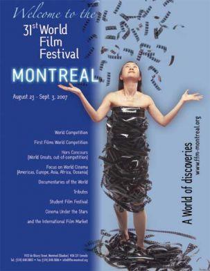 Montral Poster 2007  World Festival poster