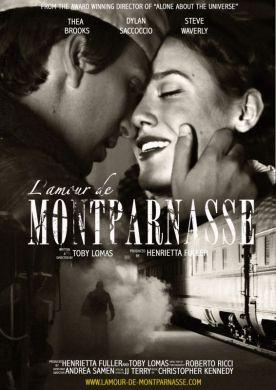 L'amour de Montparnasse Poster