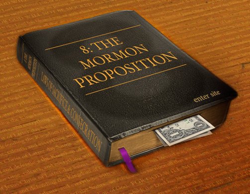 8: The Mormon Proposition,