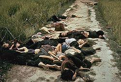 Massacre at My Lai South Vietnam
