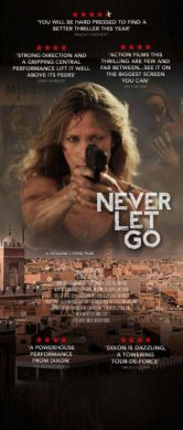 Never Let Go by Howard J. Ford The Poster