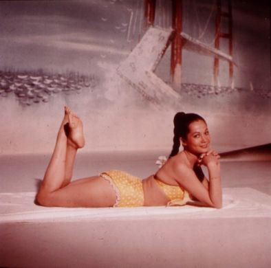 Nancy Kwan in FLOWER DRUM SONG