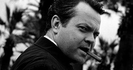 Orson Welles, location unknown, 1960s