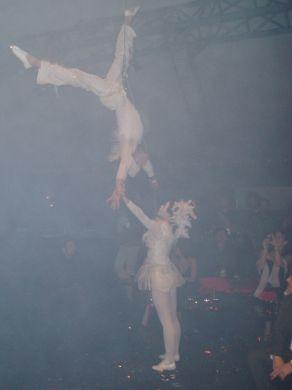 The Ballerinas Dance!