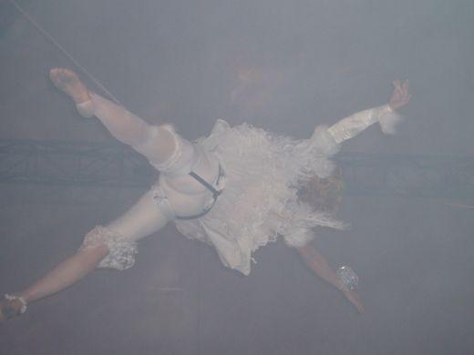 The Ballerinas Fly!