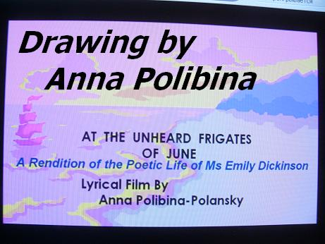 "Two of My Movies... ""At the Unheard Frigates of June"""