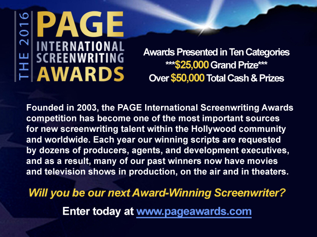 page international screenwriting awards legitimacy