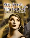 POSTER PALM BEACH INTERNATIONAL FILM FESTIVAL