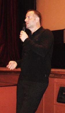 'PARADISE' director Panagiotis Fafoutis at TIFF