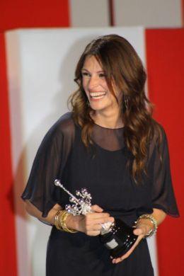 JULIA ROBERTS - DONOSTIA AWARD 2010