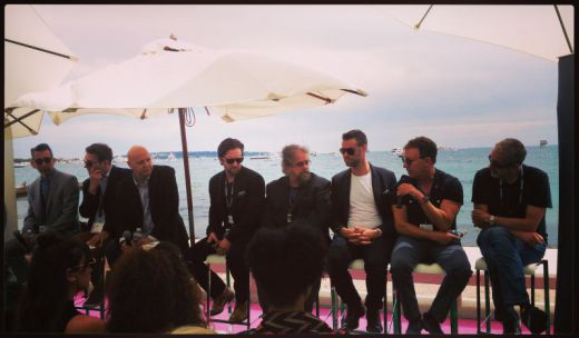 PGA Producers Without Borders panel @ 70th annual Cannes Film Festival
