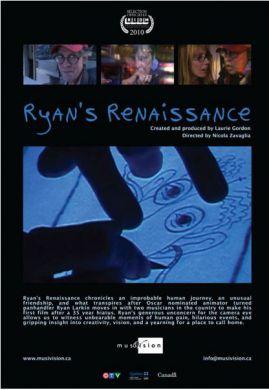 Ryan's Renaissance Poster Documentary Film
