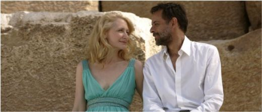 Patricia Clarkson and Alexander Siddig, CAIRO TIME