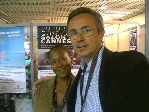 Leslie Vanderpoole Bahamas Fest director and fest21;com Bruno Chatelin