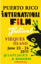 Puerto Rico International Film Festival Vieques Island