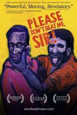'Please Don't Beat Me, Sir!' poster