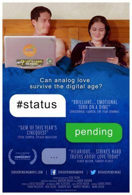 """Filmmaker Ben Zolno's """"Status Pending"""" (2018)"""