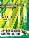 22es Rencontres Cinéma-Nature