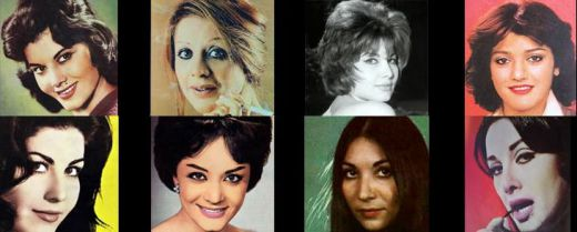 Razor Edge: The Legacy of Iranian Actresses @ Iranian Film Festival – San Francisco