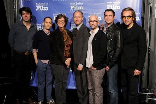 Writers Panel at SBIFF