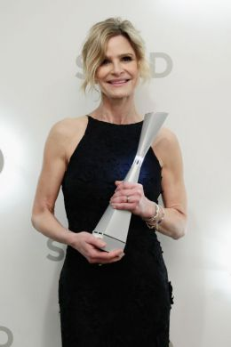 Actress Kyra Sedgwick during 20th Anniversary SCAD Savannah Film Festival