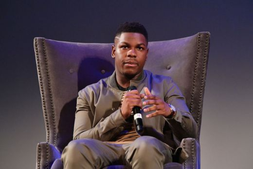 Actor John Boyega during 20th Anniversary SCAD Savannah Film Festival