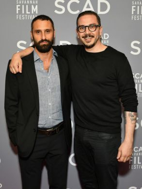 Playwright Marco Calvani and producer Dean Ronalds during 20th Anniversary SCAD Savannah Film Festival