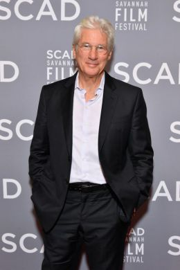 Actor Richard Gere during the 20th Anniversary SCAD Savannah Film Festival