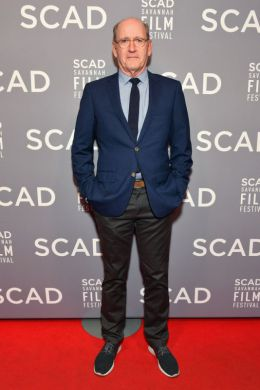 Actor Richard Jenkins during 20th Anniversary SCAD Savannah Film Festival