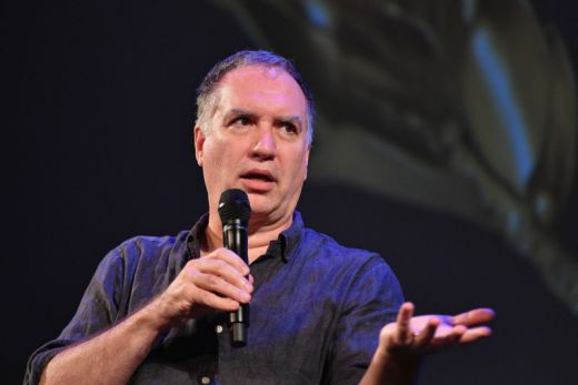 Writer Jim Taylor during 20th Anniversary SCAD Savannah Film Festival