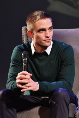 Actor Robert Pattinson during 20th Anniversary SCAD Savannah Film Festival