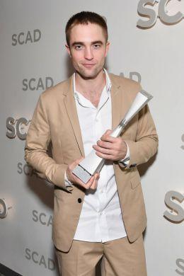 Actor Robert Pattinson during 20th Anniversary SCAD Savannah Film Festival