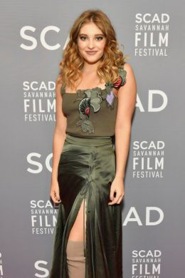 Actress Willow Shields during 20th Anniversary SCAD Savannah Film Festival